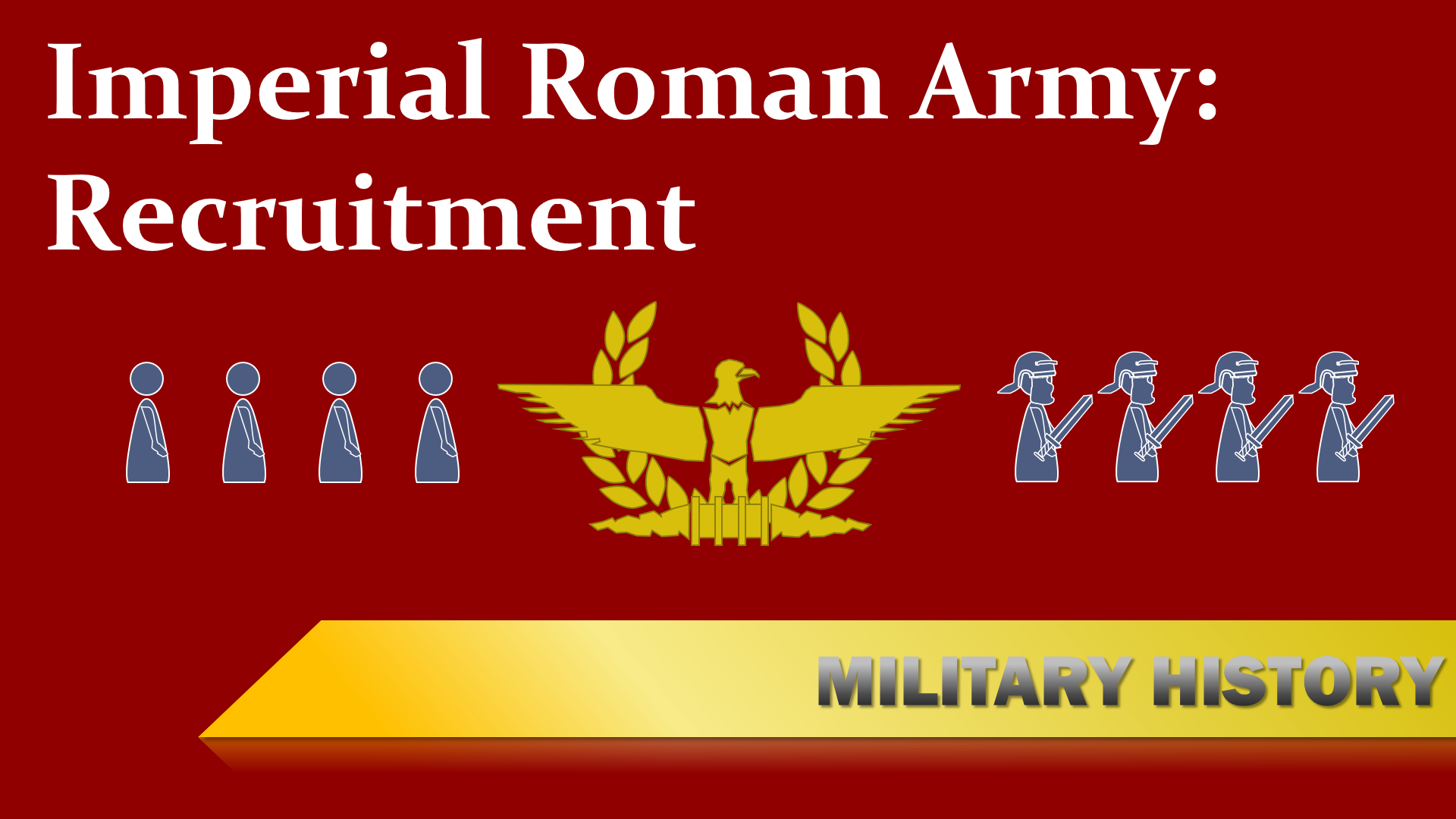 Imperial Roman Army Recruitment Process Probatio