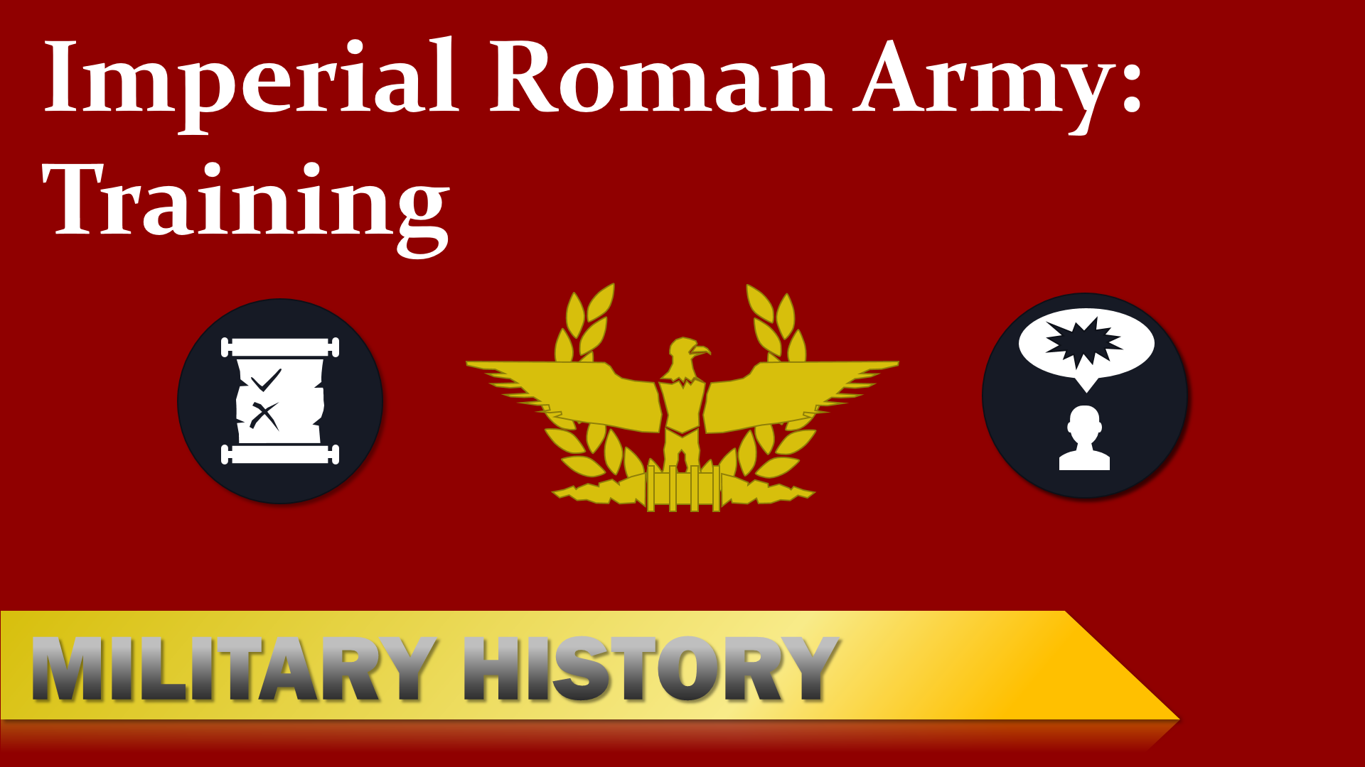 Imperial Roman Army Training