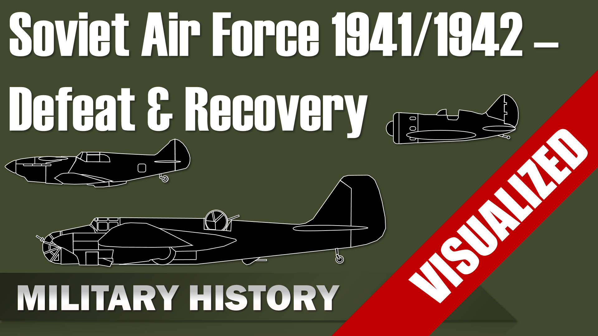 Soviet Air Force Vvs 1941 1942 Defeat And Recovery