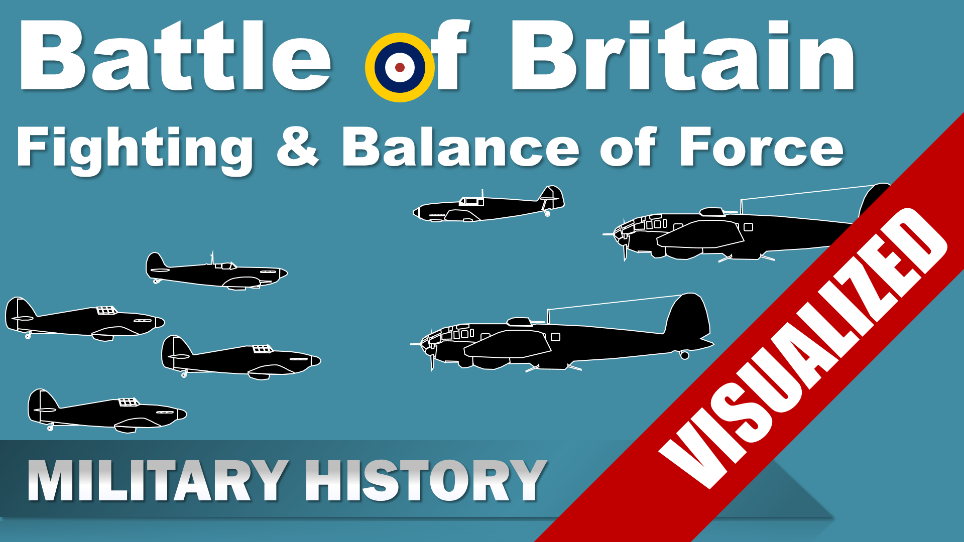 Battle Of Britain – The Fighting & Balance of Force