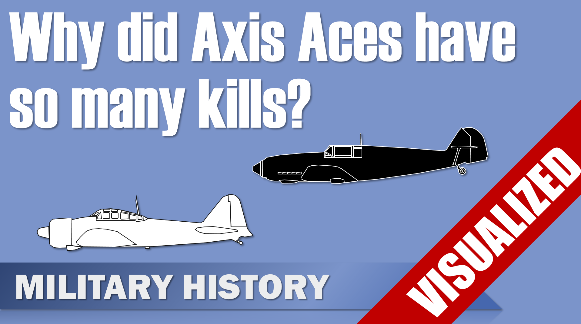 Why Did Axis Aces Have So Many Kills