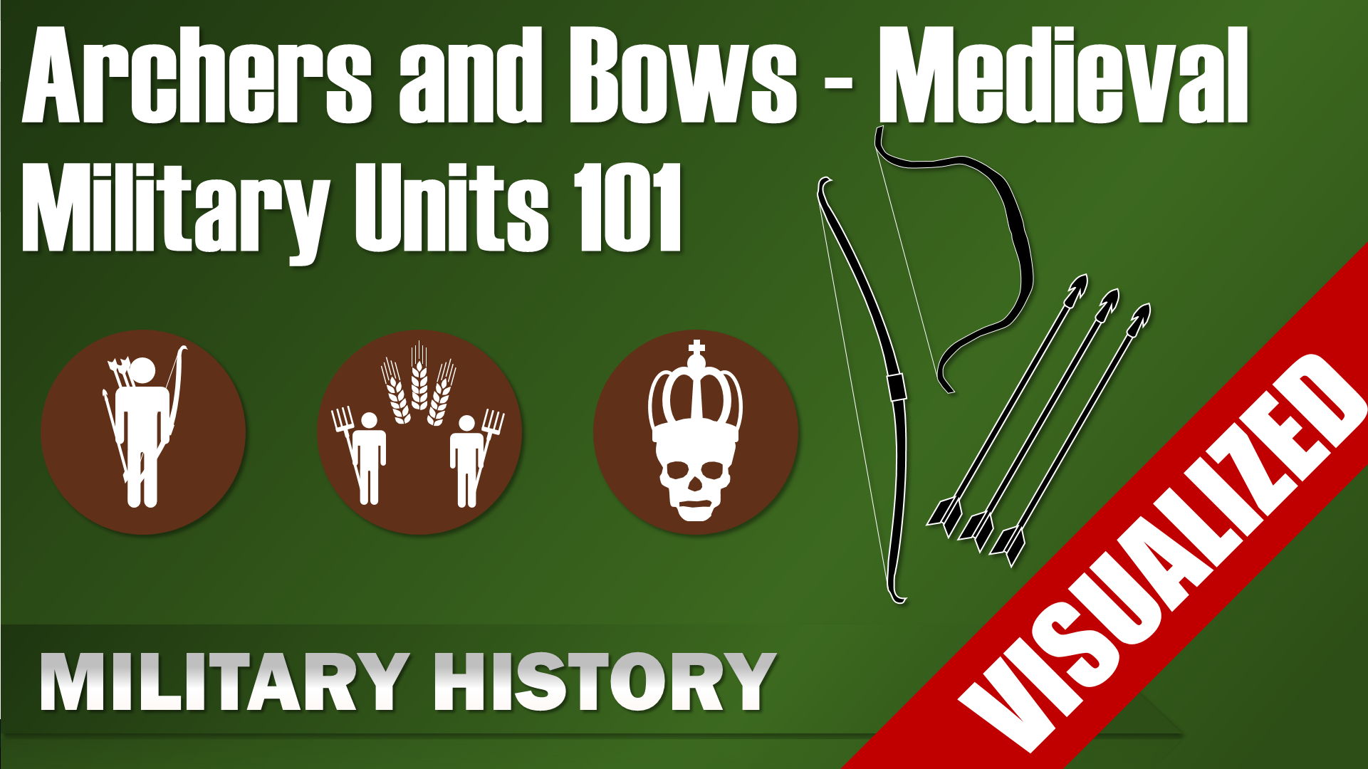 [Unit 101] Archer and Bow (Medieval)