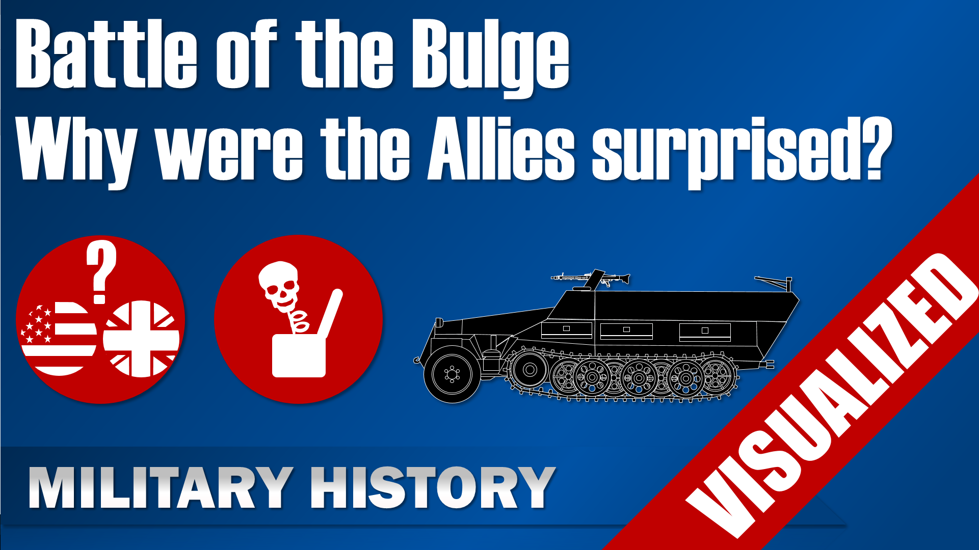 [Battle of the Bulge] Why were the Allies surprised?